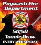 Big Prize at Pugwash Fire Toonie Draw