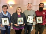 Volunteers Honoured at CiB Luncheon