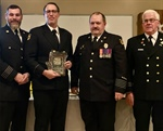 Awards Night at Pugwash Fire Department
