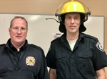Modified Awards Night for Pugwash Firefighters