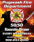 Firefighters Plan Spending from Toonie Draw