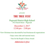 Tree Fest with a Christmas Twist